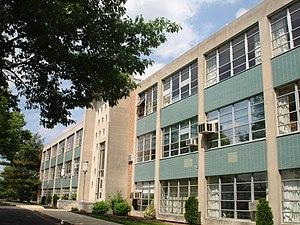 Archbishop Wood Catholic High School - Image: Archbishop Wood Catholic High School