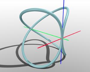 Archytas - The Archytas curve