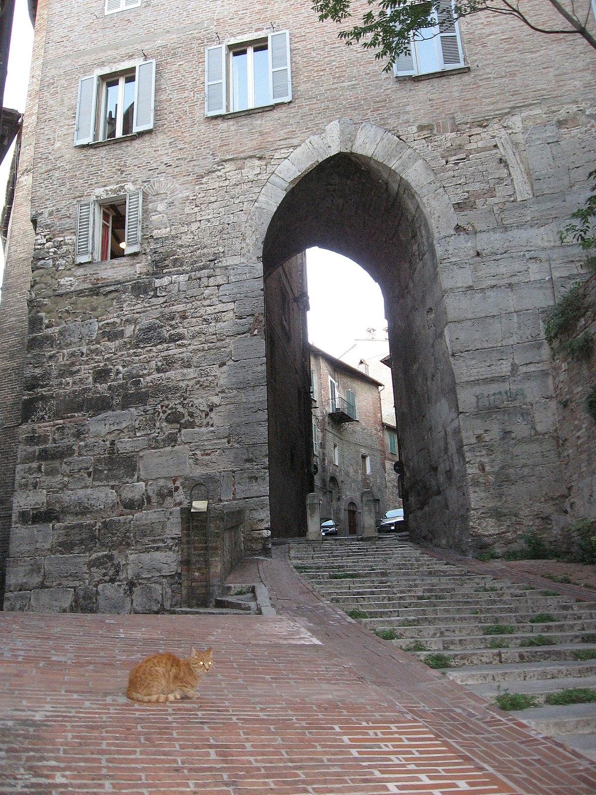 Arco dei gigli wikipedia - La porta del sole ...