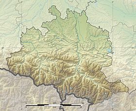 Ariège department relief location map.jpg