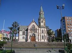 Catedral de San Marcos de Arica, Chile (1875)