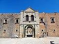 Arkadi Kloster Westtor 02.jpg