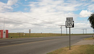 Arkansas Highway 265 in Springdale, AR.jpg