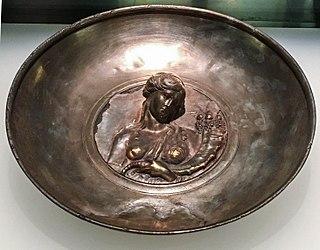 <i>Patera</i> ritual bowl for libation