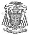 Armoiries de Joseph-Alfred Foulon évêque de Nancy et de Toul.png