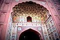 Art Work at BadShahi Masjid (Mosque).jpg
