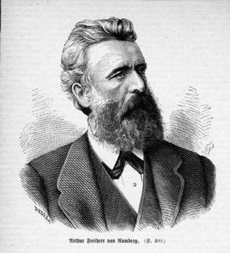 Arthur von Ramberg - Image: Arthur von Ramberg Maler