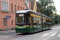 Helsinki Raitiovaunulinjat