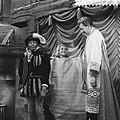 Artistencafé v.l.n.r. Donald Jones, Jacqueline Alderink en Simon Carmiggelt, Bestanddeelnr 910-8625.jpg