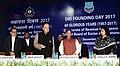 Arun Jaitley releasing the new DRI website and DRI Signature Tune, at the Diamond Jubilee Celebrations of the Foundation Day of Directorate of Revenue Intelligence (DRI), in New Delhi.jpg