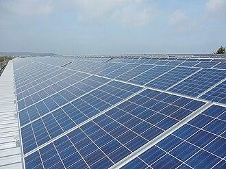 Solar power in Maine - Solar panels