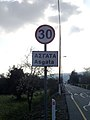 Asgata Road Sign.jpg
