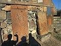 Ashtarak Karmravor church (khachkar) (90).jpg