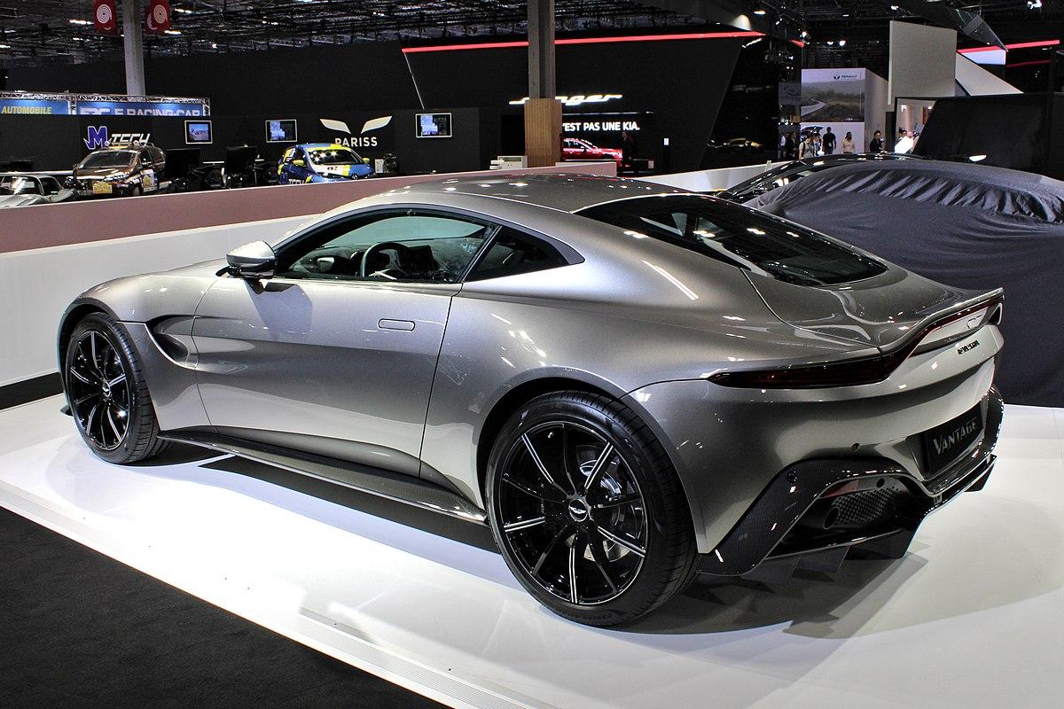 Datei:Aston Martin Vantage, Paris Motor Show 2018, IMG
