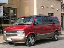 Groovy Chevrolet Astro Wikipedia Wiring Cloud Hisonuggs Outletorg