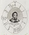 Astrological birth chart for Earl of Essex Wellcome L0040353.jpg