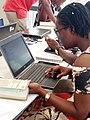 Atelier Wikiquote 2019 de Wikimédia Côte d'Ivoire 15.jpg