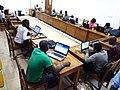 Atelier du 05 mars 2019 Edition articles et téléversement de photos pour wiki loves Africa 2019 au Bénin05.jpg