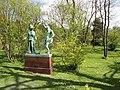 Athena and Marsyas - Copenhagen Botanical Garden - DSC07526.JPG