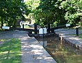 Atherstone Locks No 3, Coventry Canal, Warwickshire - geograph.org.uk - 1144237.jpg