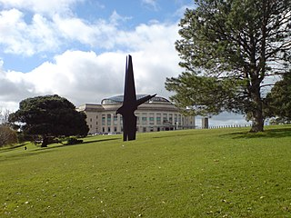 Auckland Domain public park in Auckland, New Zealand