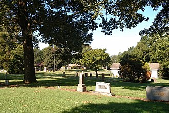 National Register of Historic Places listings in Woodruff County, Arkansas - Image: Augusta, AR 010