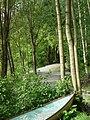Aurajoen kävelypolku, Kahlaajankadun kohdilla.jpg