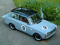 Austin A40 Farina thumbnail