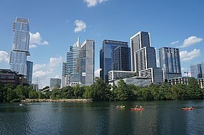 Austin August 2019 19 (skyline and Lady Bird Lake).jpg