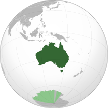 Description de l'image  Australia with AAT (orthographic projection).svg.