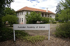 Australian Academy of Science - Ian Potter House