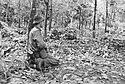 Ausztrál katona a Long Tan-i csatában