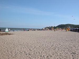 Sầm Sơn - Sầm Sơn beach