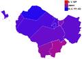 Båstad Kommunalval 2014 (Skala från rödgrönt till borgerligt).png