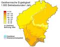 Büren geothermische Karte.png
