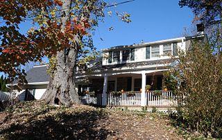 Blauvelt House (Harrington Park, New Jersey) United States historic place