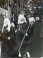 BASA-1735K-1-410-2-Aleksey Vserusiyski, Paisiy Vrachanski, Ekzarh Stefan, Grigoriy Leningradski, Arhimandrid Aleksandar.jpg