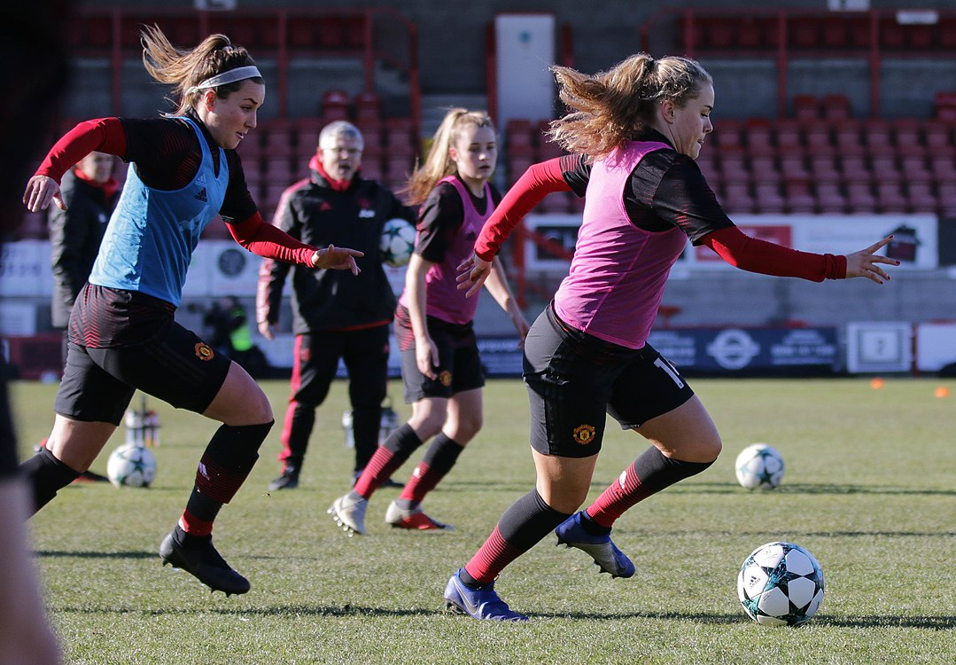 BHA Women 0 Man Utd Women 2 WFAC 4th rd 03 02 2019-120 (46934067162).jpg
