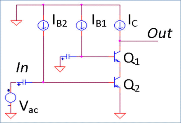 Transistor as Amplifier | RC Coupled Amplifier Circuit