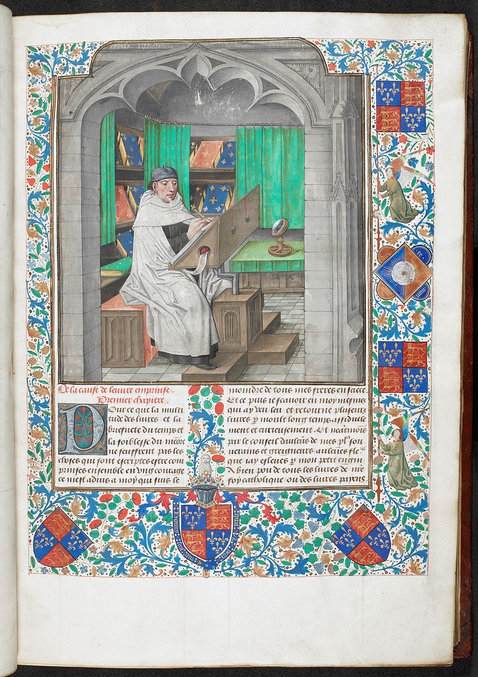 BL Royal Vincent of Beauvais