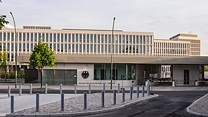 Federal Ministry of the Interior (Germany) - BMI in Berlin