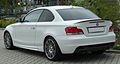BMW 123d Coupé Sportpaket BMW Performance (E82) rear-2 20100914.jpg