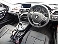 BMW 320d Luxury (F30) interior.jpg