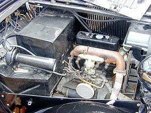BMW 3/20 - BMW 3/20 AM 4 engine