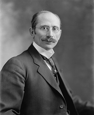 Joseph L. Bristow - Image: BRISTOW, J.L. SENATOR LCCN2016857233 (cropped)