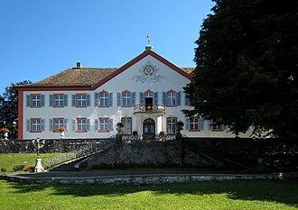 Schliengen - Schloss Bürgeln Schliengen in Summer