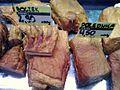 Bacon and beef from Poland (Smaki Regionow, Poznan).jpg