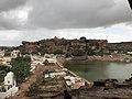 Badami Agasthya lake.jpg