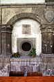 Badia fiorentina, chiostro degli aranci, mostra dell'antica sala capitolare, 04.jpg