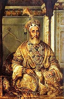Bahadur Shah Zafar Mughal emperor